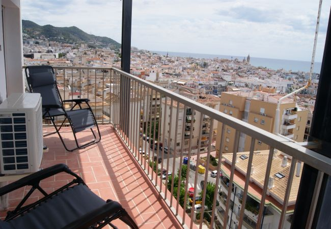Apartamento en Sitges - Diamond bright modern apartment with great views