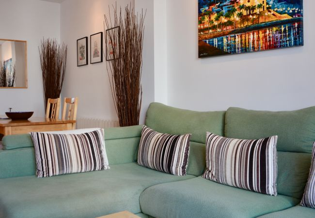 Apartamento en Sitges - BENITO great apartment with 2 stunning terraces