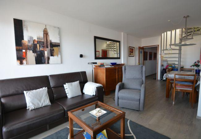 Apartamento en Sitges - BETTY large private roof terrace