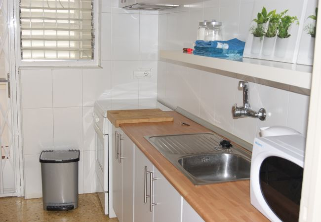 Apartamento en Sitges - Vinyet Sunshine steps from the beach in Sitges