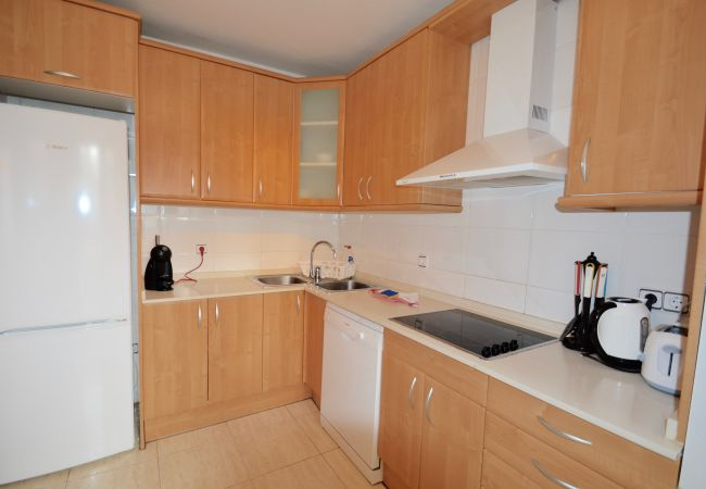 Apartamento en Sitges - SUNLIGHT - spacious 3 bedroom family apartment