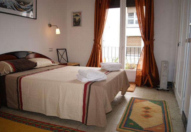 Apartamento en Sitges - EWAN large apartment close to the town