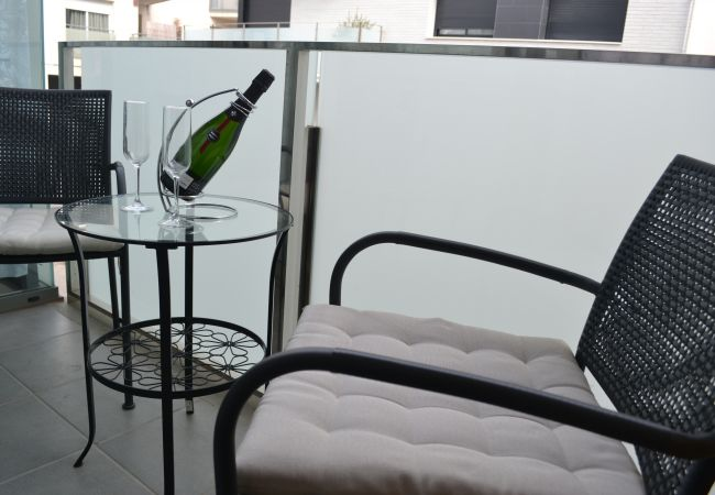 Apartamento en Sitges - GARRAF stylish modern apartment just steps from the beach