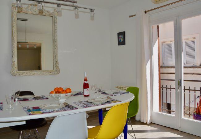 Apartamento en Sitges - BELLE large 3 double bedroom apartment