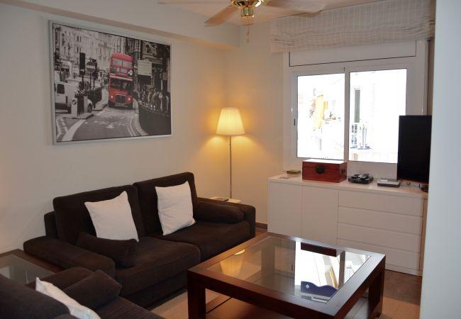 Apartamento en Sitges - EUROPA spacious and stylish apartment
