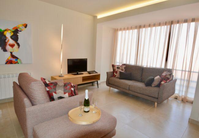 Apartamento en Sitges - ELEGANCE modern apartment in Sitges