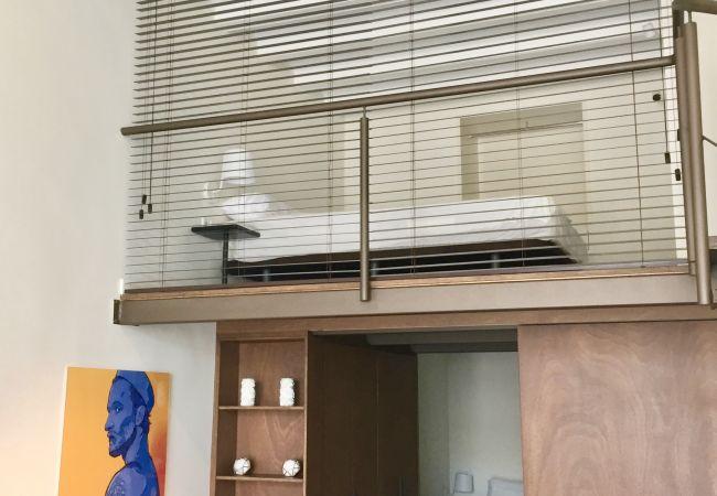 Apartamento en Sitges - VOGUE Architect designed loft in the centre