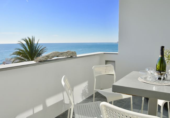 Apartamento en Sitges - VISTAS DEL MAR stunning views over the beach and close to Melia Hotel