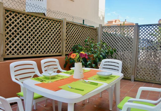 Apartamento en Sitges - PASCAL Spacious and comfortable apartment with large terrace