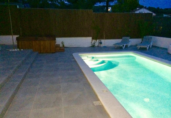 Villa en Sitges - Villa Alba Sitges great family house