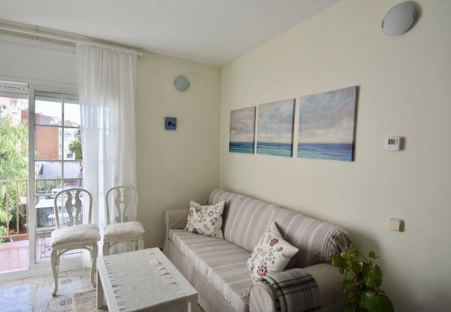 Apartamento en Sitges - Suzanna cosy 2 bedroom apartment in Sitges town