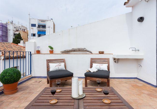 Casa en Sitges - Casa Boutique - casa en Sitges cerca de la playa