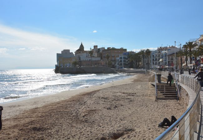 Appartement à Sitges - LUXE stunning apartment with terrace in the heart of Sitges old town