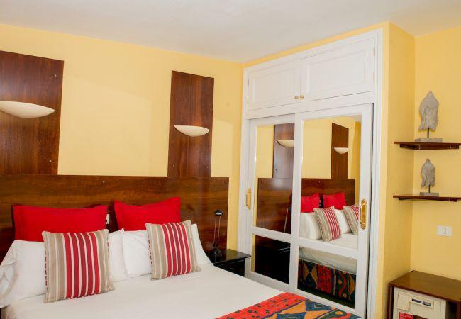 Bungalow à Maspalomas - VILLAS BLANCAS 3 BED