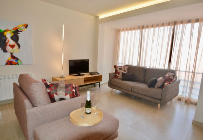 Appartement à Sitges - ELEGANCE modern apartment in Sitges