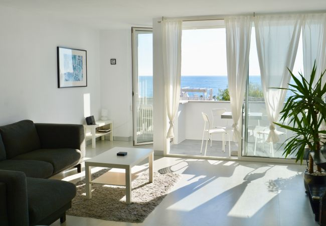 Appartement à Sitges - VISTAS DEL MAR stunning views over the beach and close to Melia Hotel