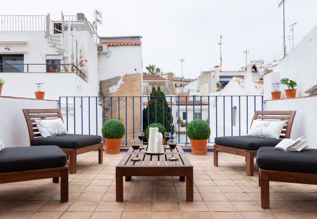 Maison à Sitges - Casa  Boutique house in the centre of Sitges close to beach