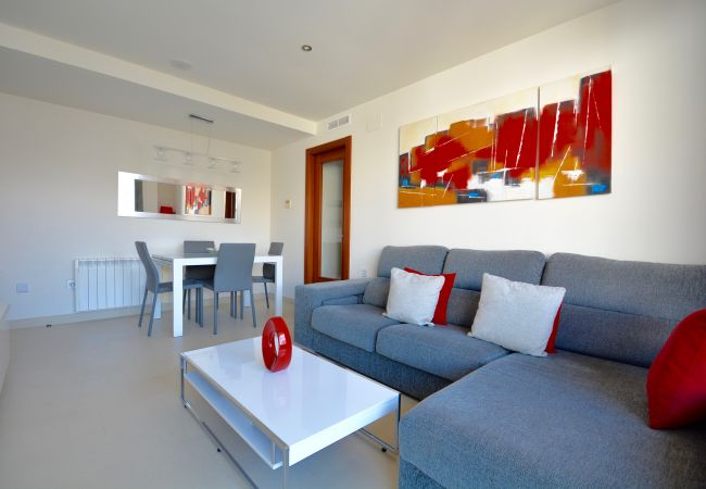 Apartment in Sitges - SEBASTIAN modern apartment at the beach