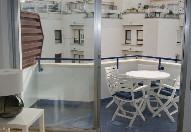 Apartment in Sitges - Vinyet Sunshine steps from the beach in Sitges