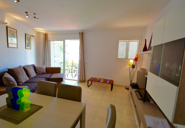 Apartment in Sitges - Sunlight