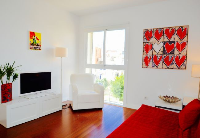 Apartment in Sitges - RIVA - bright modern apartment