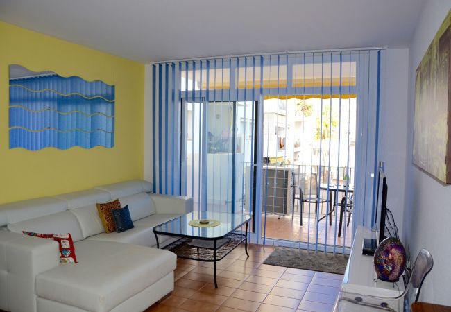 Apartment in Sitges - Rainbow