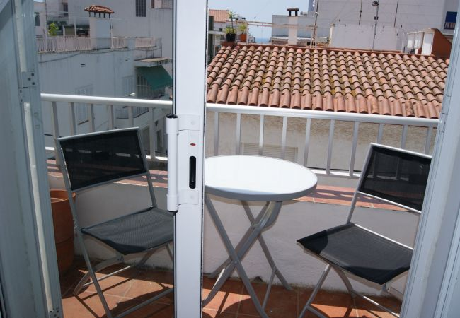 Apartment in Sitges - FREDDY