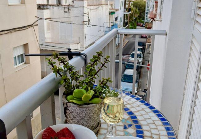 Apartment in Sitges - OLLIE Apartment - close to San Sebastian beach