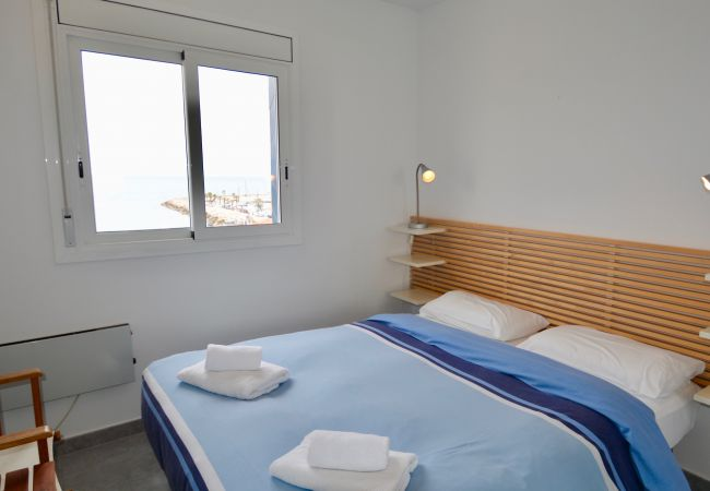 Apartment in Sitges - Marina - stunning duplex apartment incredible sea views
