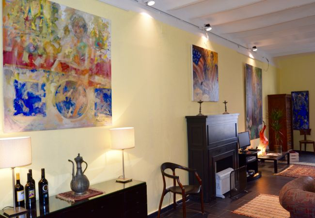 Apartment in Sitges - The Loft