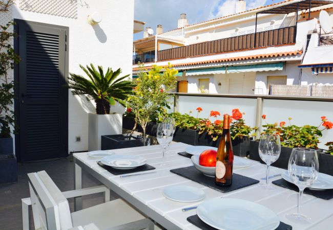 Apartment in Sitges - Chic