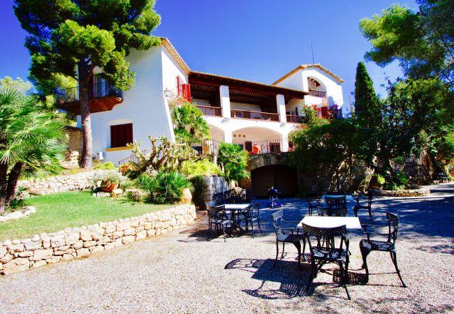 Villa in Sitges - VILLA CAPRICI