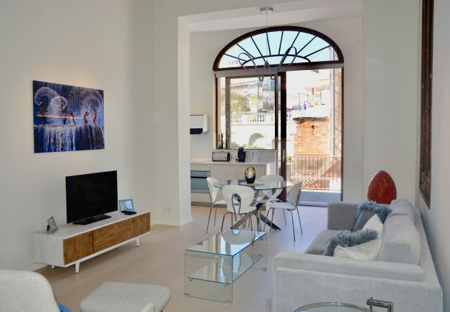 Apartment in Sitges - VOGUE Architect designed loft in the centre