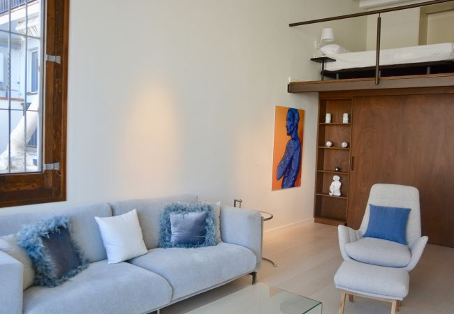 Apartment in Sitges - EN-VOGUE Architect designed loft in the centre