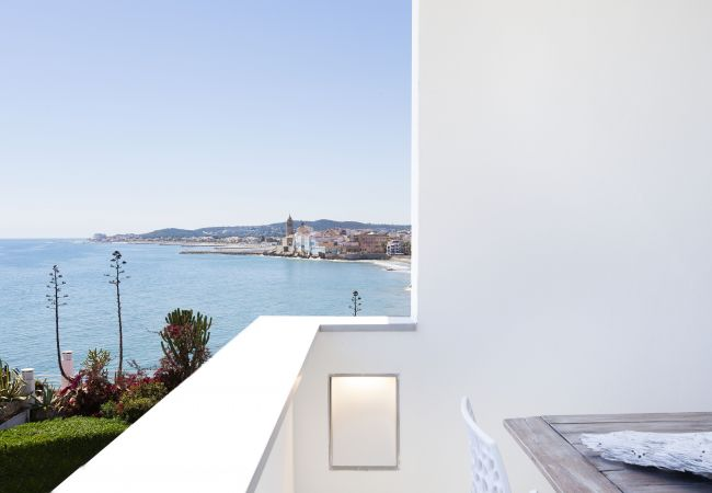 Apartment in Sitges - VISTAS DEL MAR stunning views over the beach and close to Meila Hotel