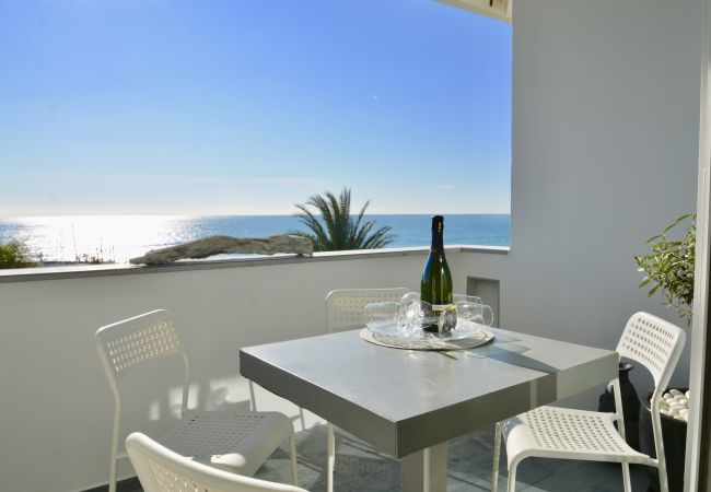 Apartment in Sitges - VISTAS DEL MAR stunning views over the beach and close to Melia Hotel