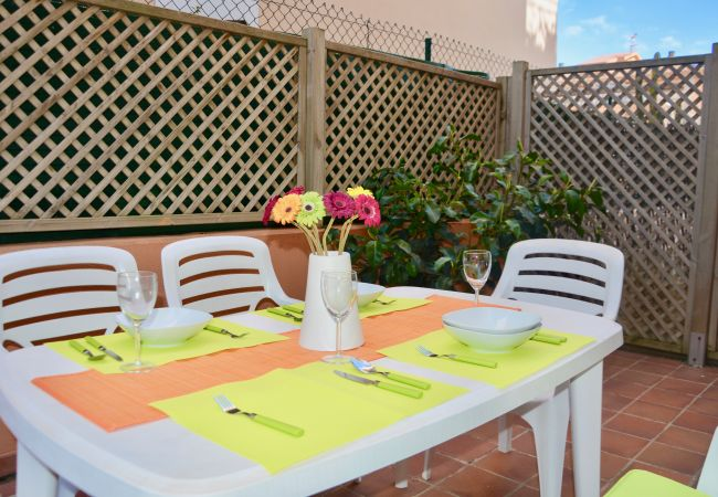 Apartment in Sitges - PASCAL spacious and comfortable apartment with large terrace